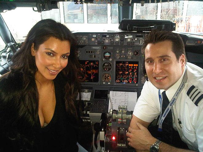 FLY GIRL photo | Kim Kardashian