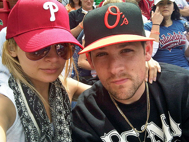 FAN MALE photo | Joel Madden, Nicole Richie