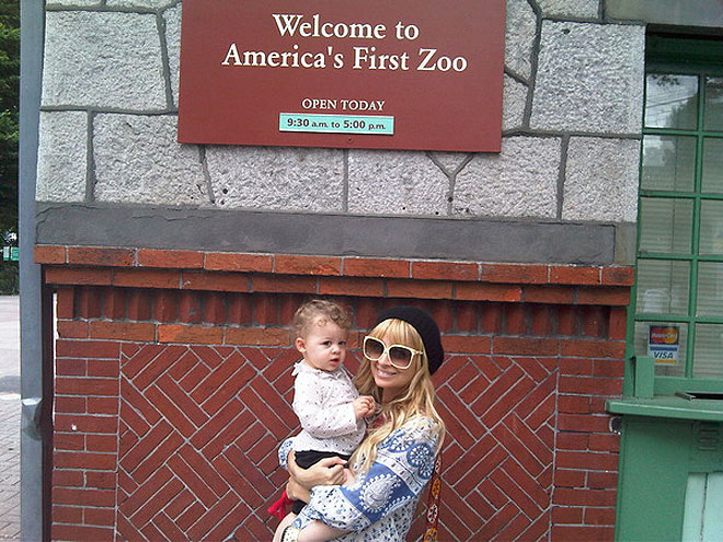 ANIMAL ATTRACTION photo | Nicole Richie