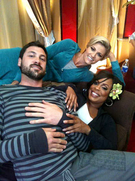 ONE BIG HAPPY photo | Erin Andrews, Maksim Chmerkovskiy