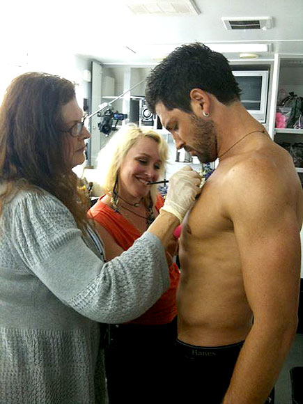 TOUCH UP photo | Maksim Chmerkovskiy