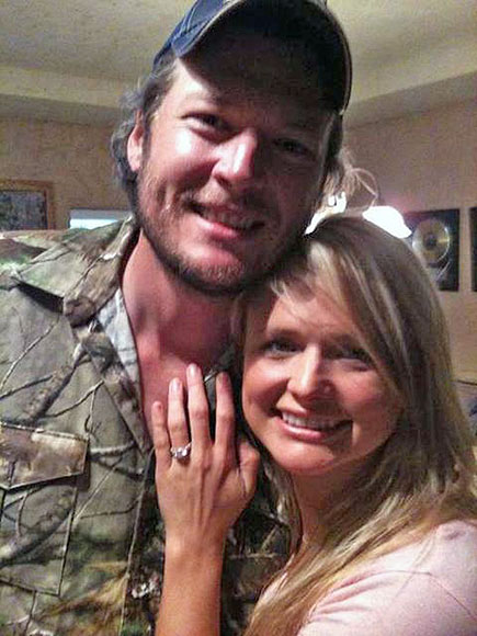 blake shelton and miranda lambert. MIRANDA amp; BLAKE photo | Blake