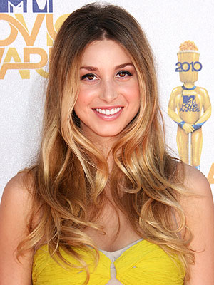 whitney port. Whitney Port#39;s Chic Makeup