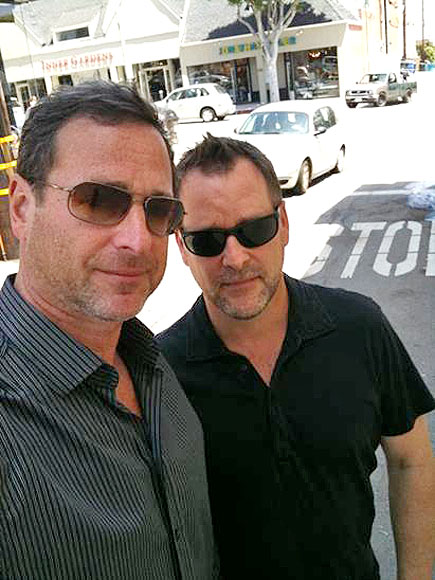 BOB & DAVE photo | Bob Saget, Dave Coulier