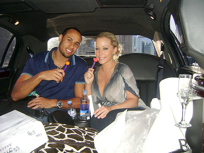 KENDRA'S 'SWEETIE'