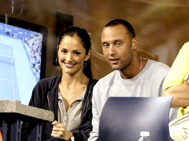 DEREK & MINKA photo | Derek Jeter, Minka Kelly