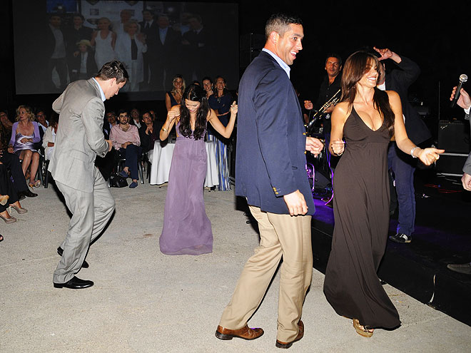 CHANNING, JENNA & SOFIA  photo | Channing Tatum, Jenna Dewan, Sofia Vergara