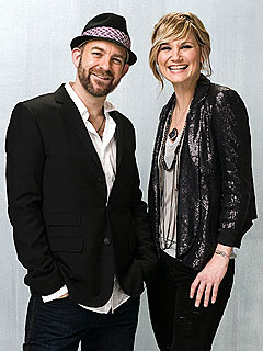 Sugarland's Kristian Bush Looks Forward to Xmas Lights at Home