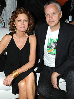 Susan Sarandon Didn't Think Tim Robbins Split Would Ever Happen | Susan Sarandon, Tim Robbins