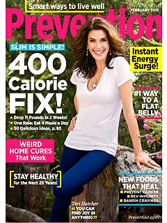 Teri Hatcher Turns 45 &#8211; and Trains for Triathlon | Teri Hatcher