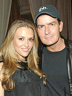 Charlie Sheen, Brooke Mueller Reach Custody Deal | Brooke Mueller, Charlie Sheen