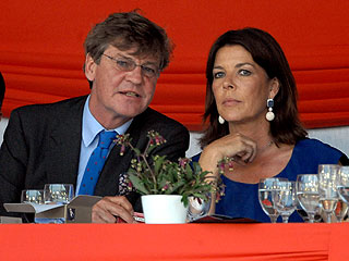 Princess Caroline Defends Her Husband in Court