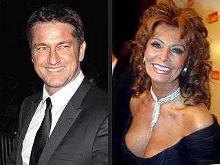Gerard Butler, Sophia Loren, Mel Gibson to Present at Golden Globes