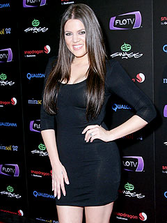 Khloe Kardashian Not Pregnant, Just Carrying Extra Weight