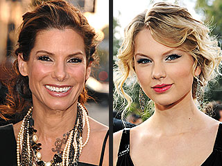 Sandra Bullock, Taylor Swift Win Big at People's Choice Awards | Sandra Bullock, Taylor Swift