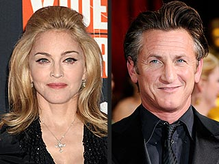 Madonna and Sean Penn's Chance Encounter