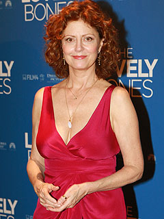 Susan Sarandon's Favorite Workout: Ping Pong!