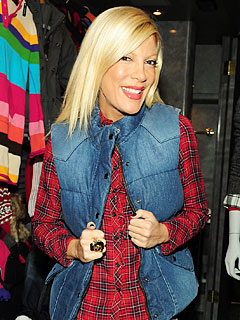 Tori Spelling Doesn't Sweat – and Hates Water