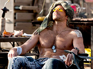 FIRST LOOK: Bradley Cooper Gets Buff for The A-Team