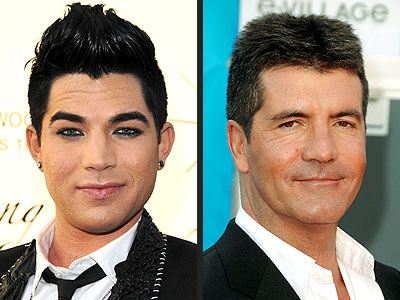Adam Lambert Says Idol Will Miss Simon Cowell | Adam Lambert, Simon Cowell
