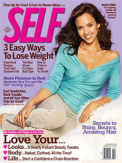 Jessica Alba's Stress Cure: Her Daughter