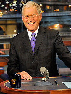 DAVID LETTERMAN Death Threat One Big Joke? : People.com