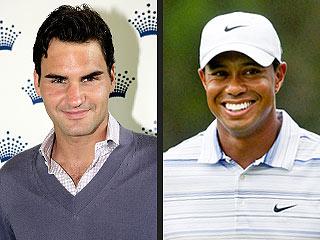 Roger Federer Predicts Tiger's Comeback