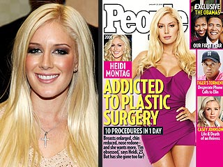 Heidi Montag: Addicted to Plastic Surgery