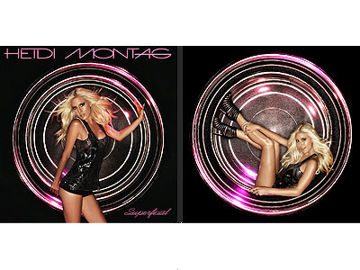 Heidi Montag's Superficial Album Drops