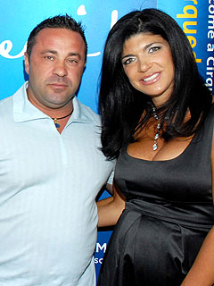 Real Housewife Teresa Giudice&#39;s Husband Indicted on Fake ID Charges