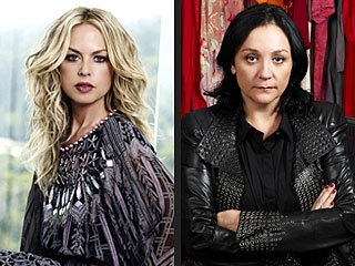 Rachel Zoe & Kelly Cutrone Make Reality TV Stylish