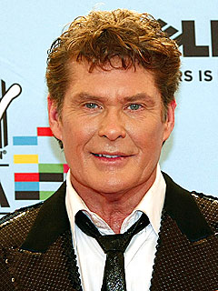 David Hasselhoff Leaving America's Got Talent