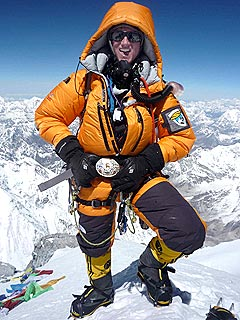 Proud Dad Talks About Teen Son Who Climbed Seven Summits