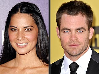 Chris Pine and Olivia Munn Break Up | Chris Pine, Olivia Munn