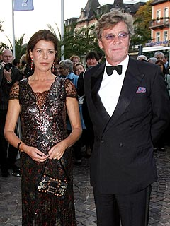 Princess Caroline's Husband Seen with Girlfriend Again | Princess Caroline