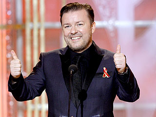 PEOPLE TV Critic Rates Ricky Gervais