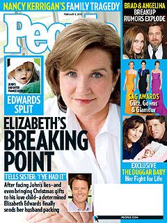 Elizabeth Edwards's Breaking Point