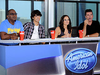 Joe Jonas Learns to Be Ruthless on American Idol
