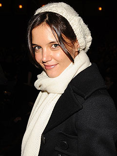 Rumor Patrol: No Baby for Katie Holmes (Yet)