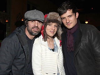 Inside Orlando Bloom's Decadent Sundance Dinner Party