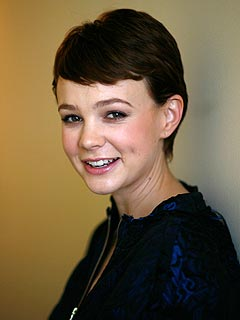 Carey Mulligan So Excited She's Nauseous