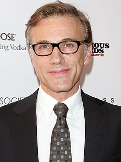Christoph Waltz Injured on Set of Quentin Tarantino Film