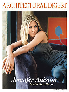 Jennifer Aniston Remodels Home for the Single Life