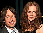 Nicole Kidman Cheers on Her Hubby in Concert | Keith Urban, Nicole Kidman