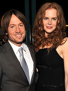 Stars Pre-Party in L.A. Ahead of Grammys | Keith Urban, Nicole Kidman