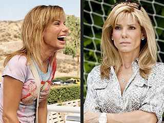 Sandra Bullock Also in the Running for a Razzie