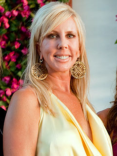 Real Housewife Vicki Gunvalson Explains Kissing Photos