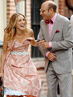 SATC Actor Willie Garson Finalizes Son's Adoption | Sarah Jessica Parker, Willie Garson