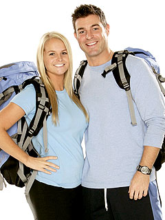 Big Brother's Jeff and Jordan Take On The Amazing Race
