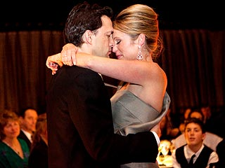 Andrew Shue and Today's Amy Robach Are Married